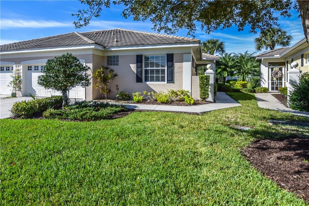 Villa for sale at 1623 Monarch Dr #1623, Venice, FL 34293 - MLS Number is A4420426