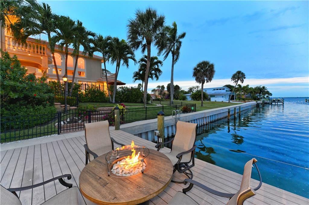 MLS DISCLOSURES - Single Family Home for sale at 536 Yawl Ln, Longboat Key, FL 34228 - MLS Number is A4420646