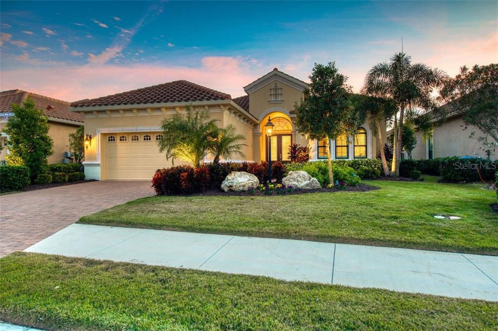 Seller's Disclosure - Single Family Home for sale at 14910 Castle Park Ter, Lakewood Ranch, FL 34202 - MLS Number is A4420956