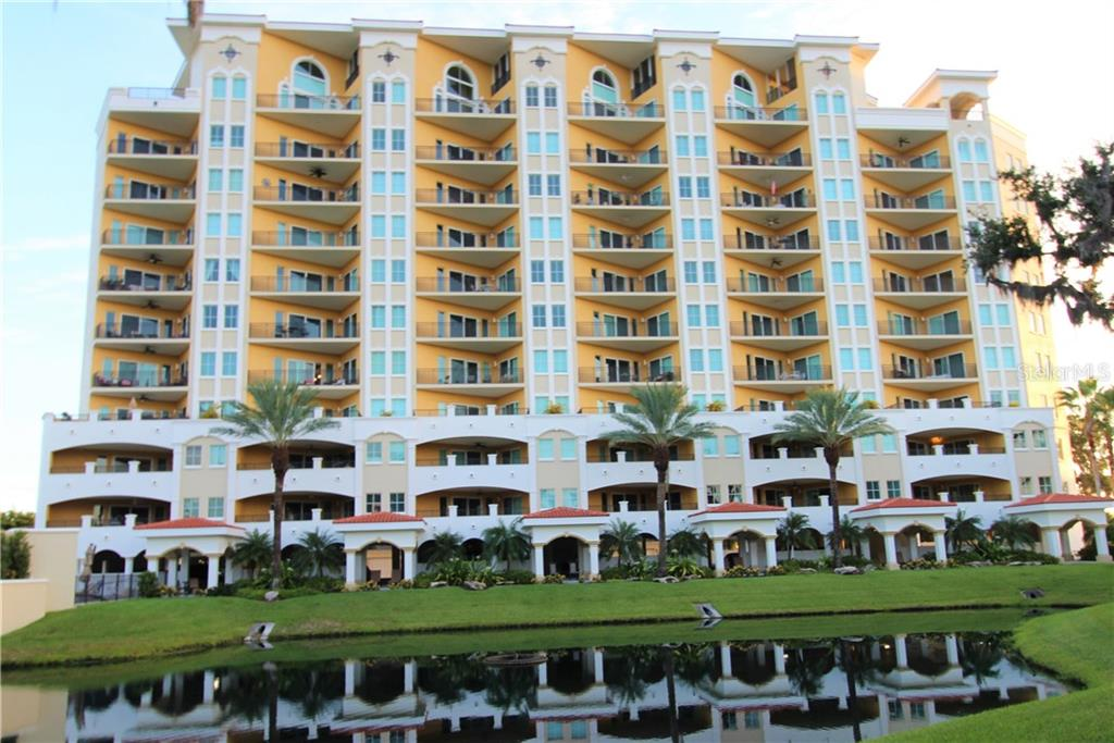 Building Exterior - Condo for sale at 501 Haben Blvd #504, Palmetto, FL 34221 - MLS Number is A4421758
