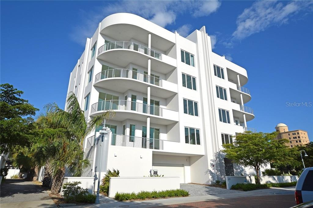 Welcome to The Pearl.  Fresh contemporary design for today's lifestyle. - Condo for sale at 609 Golden Gate Pt #301, Sarasota, FL 34236 - MLS Number is A4422419