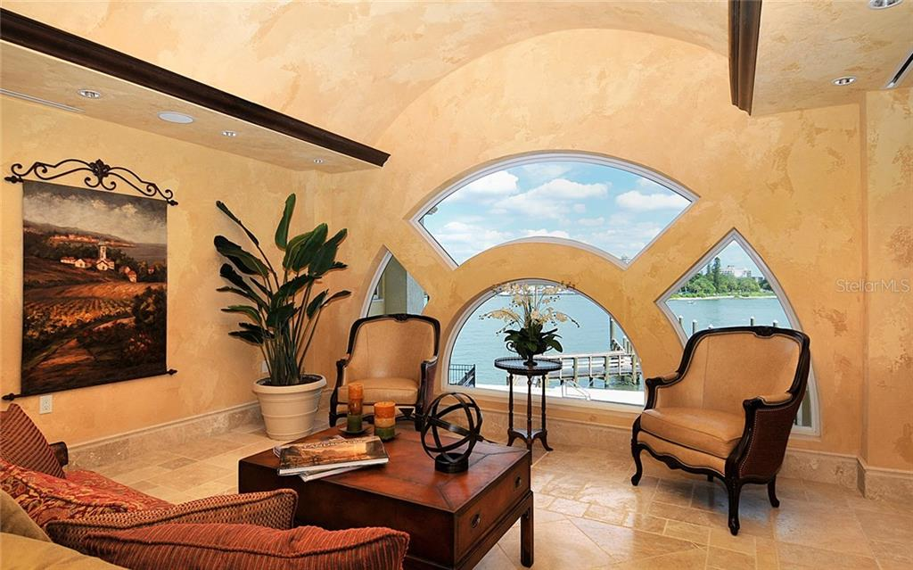 Upstairs lobby. - Condo for sale at 464 Golden Gate Pt #701, Sarasota, FL 34236 - MLS Number is A4422622