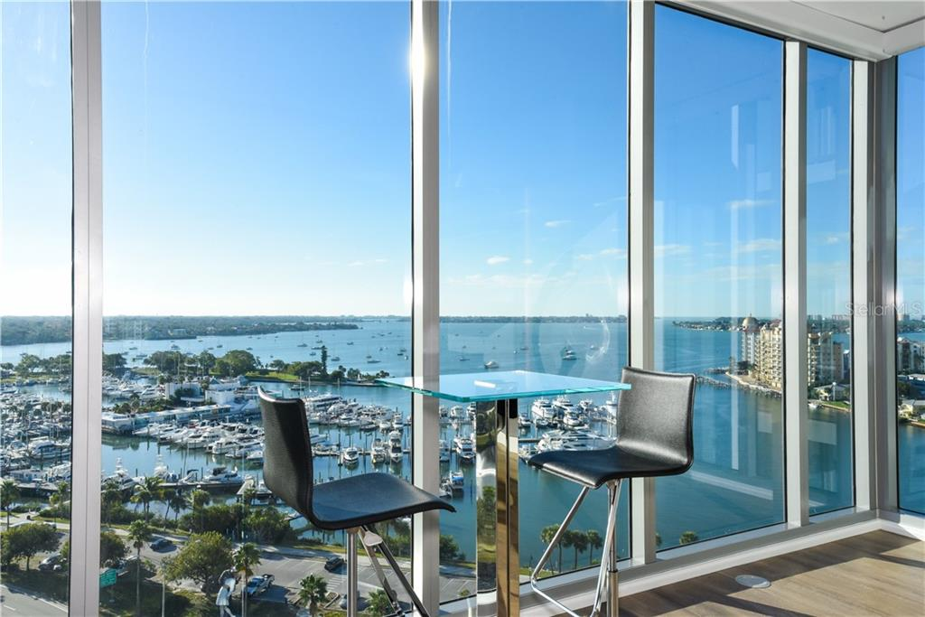 Condo Rider - Condo for sale at 1155 N Gulfstream Ave #1409, Sarasota, FL 34236 - MLS Number is A4423932