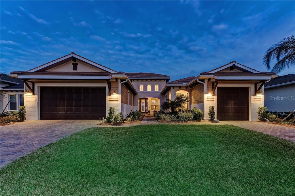 Seller's Property Disclosure - Single Family Home for sale at 5712 Tidewater Preserve Blvd, Bradenton, FL 34208 - MLS Number is A4424693