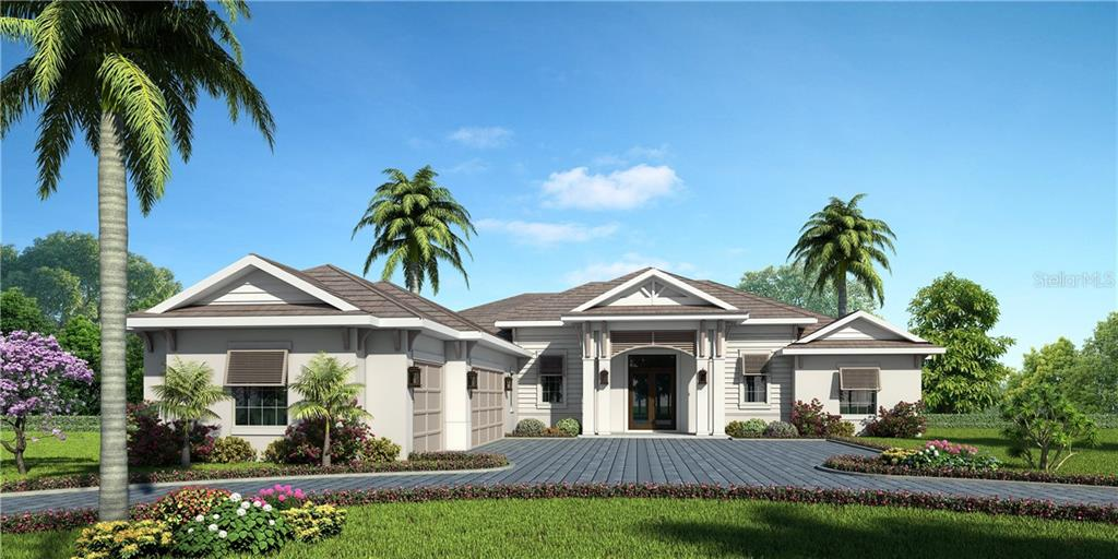 Single Family Home for sale at 4009 Red Rock Ln, Sarasota, FL 34231 - MLS Number is A4424955