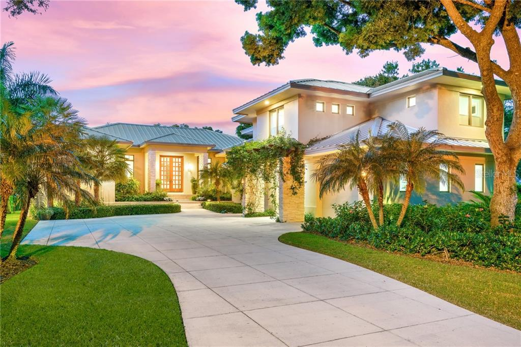 A true beauty in Bay Point Park. - Single Family Home for sale at 1575 Bay Point Dr, Sarasota, FL 34236 - MLS Number is A4425602