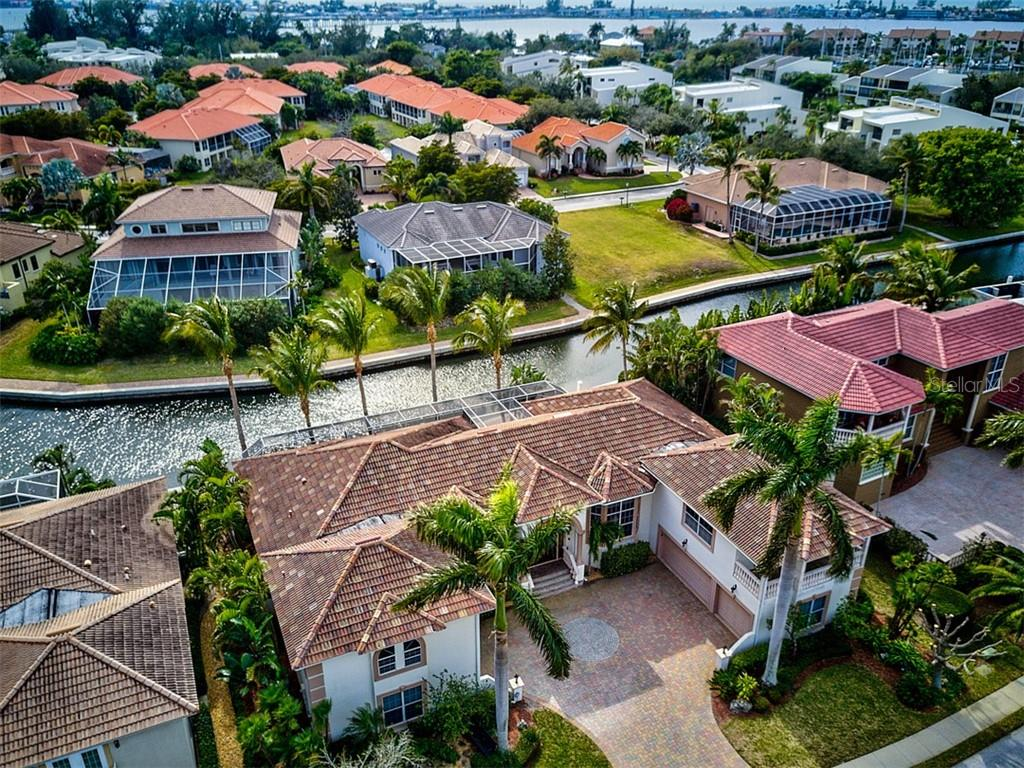 Harbour Landings Community Dock - Single Family Home for sale at 12518 Baypointe Ter, Cortez, FL 34215 - MLS Number is A4425873