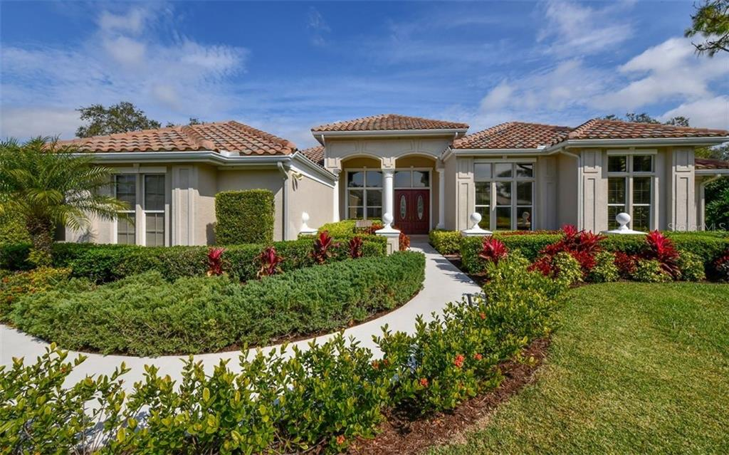 7867 Estancia Way Features - Single Family Home for sale at 7867 Estancia Way, Sarasota, FL 34238 - MLS Number is A4426528