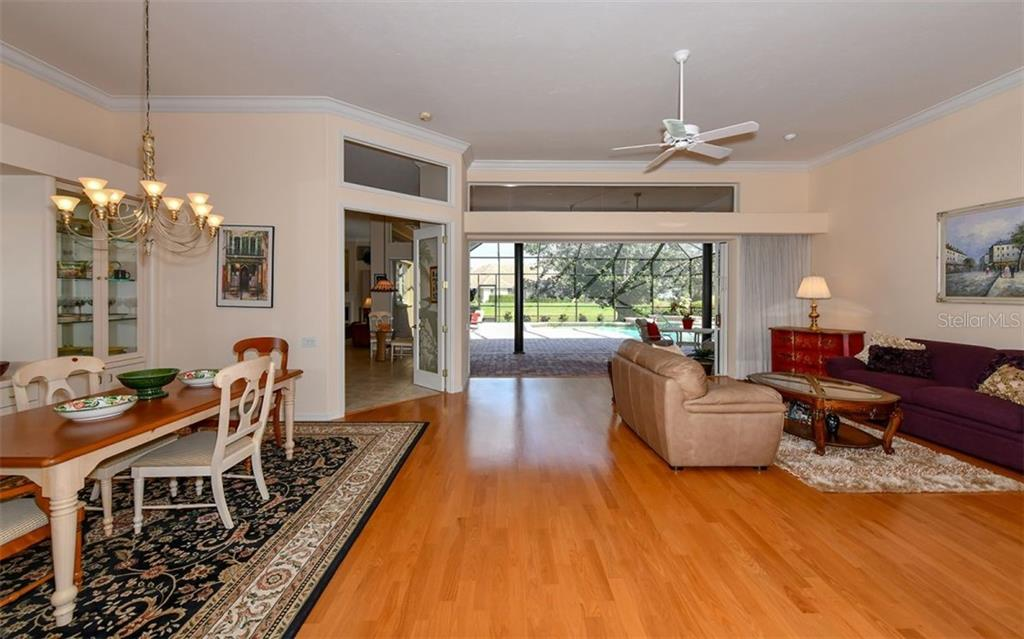 Views, views, views - Single Family Home for sale at 7867 Estancia Way, Sarasota, FL 34238 - MLS Number is A4426528