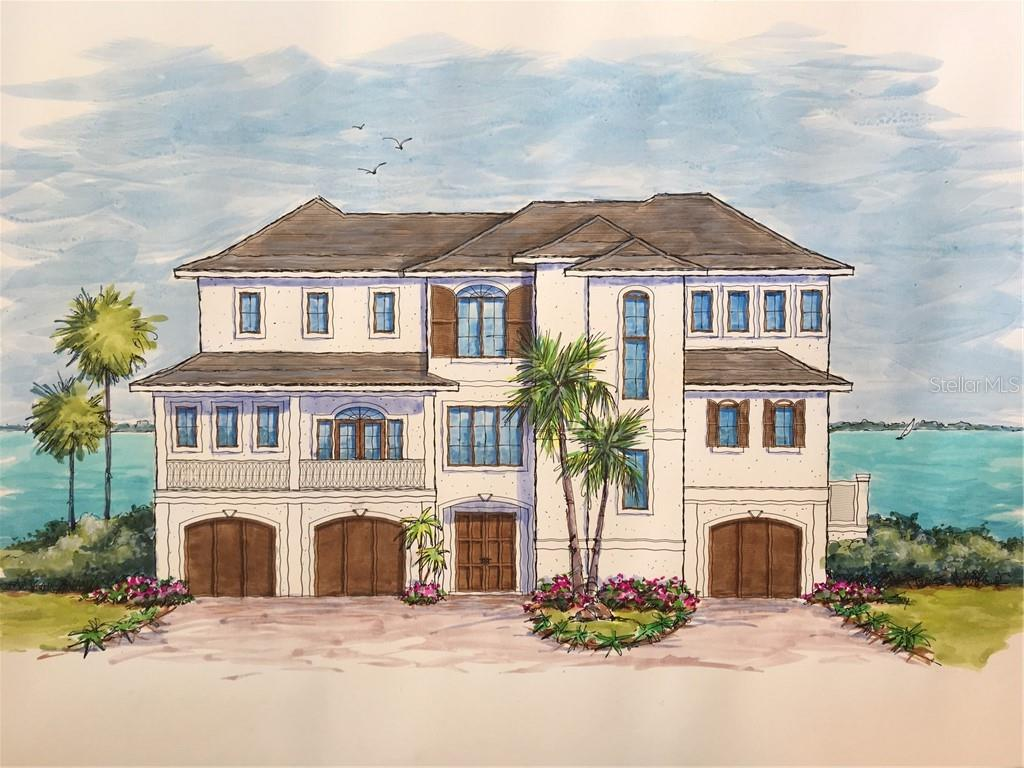 Rendition - Single Family Home for sale at 1425 Westway Dr, Sarasota, FL 34236 - MLS Number is A4426572