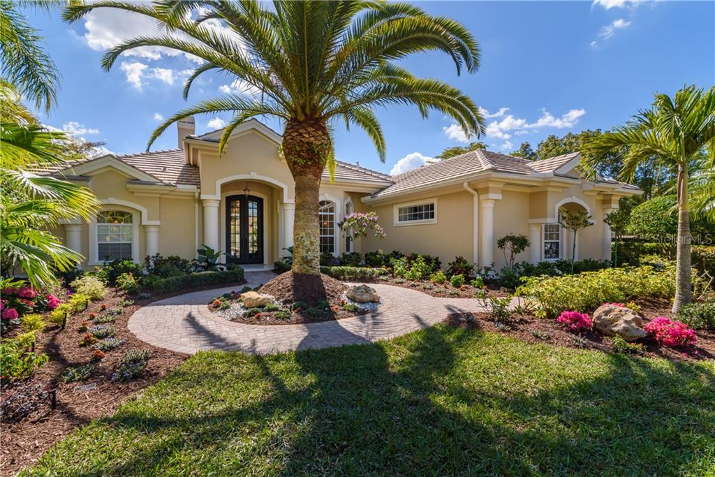 HOA Disclosure - Single Family Home for sale at 7322 Chatsworth Ct, University Park, FL 34201 - MLS Number is A4426987