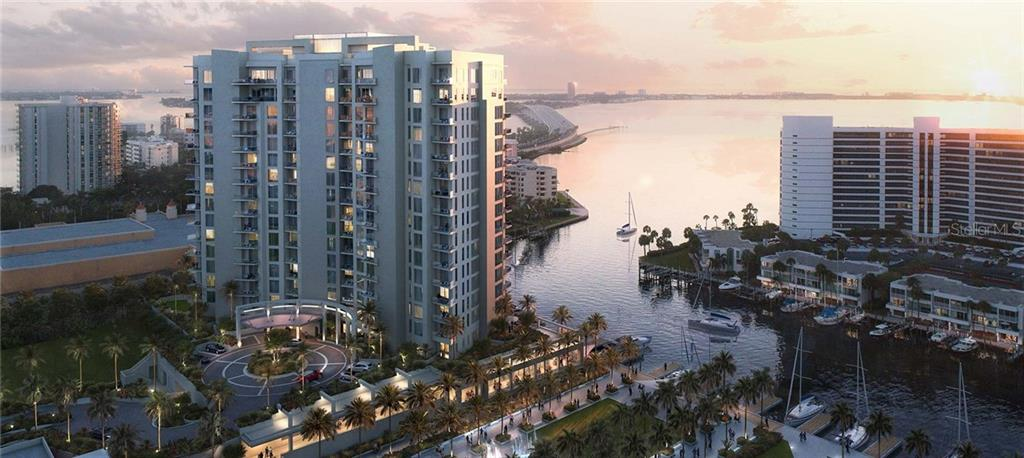 Condo for sale at 200 Quay Commons #1401, Sarasota, FL 34236 - MLS Number is A4430052