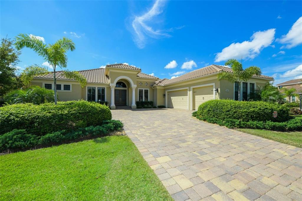 Green Certificate - Single Family Home for sale at 14906 Camargo Pl, Lakewood Ranch, FL 34202 - MLS Number is A4430120