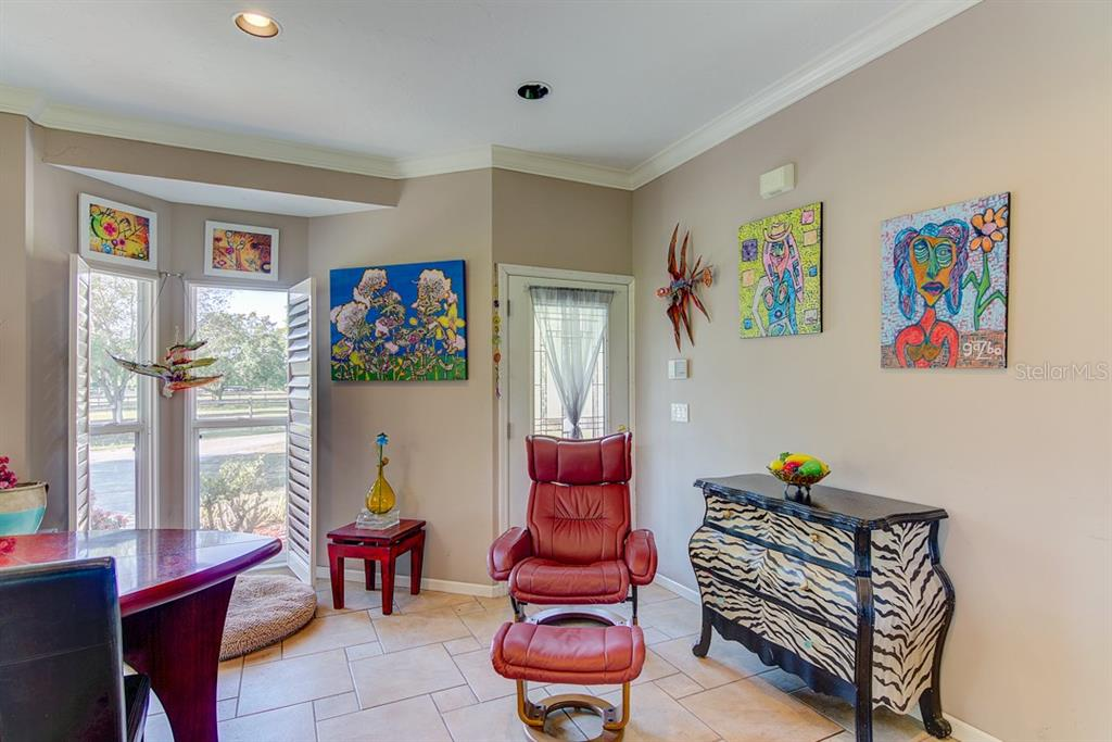 Lots of natural light in Guest House - Single Family Home for sale at 7945 Palmer Blvd, Sarasota, FL 34240 - MLS Number is A4431318