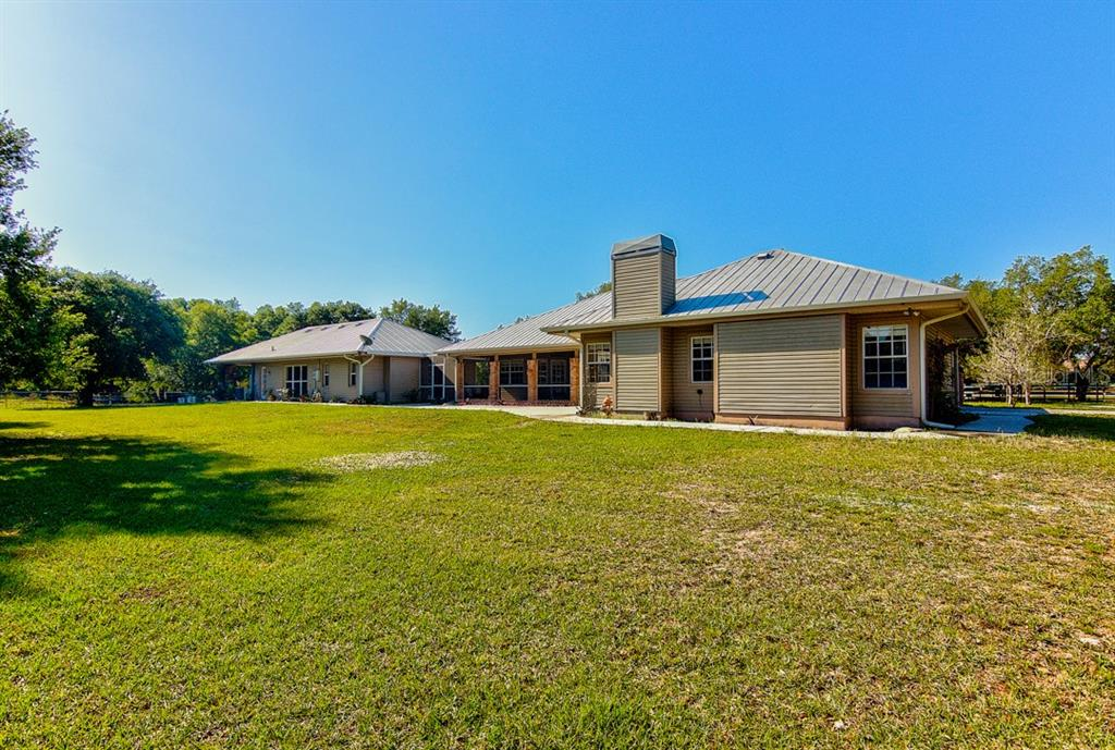 Such a peaceful and serene setting! - Single Family Home for sale at 7945 Palmer Blvd, Sarasota, FL 34240 - MLS Number is A4431318