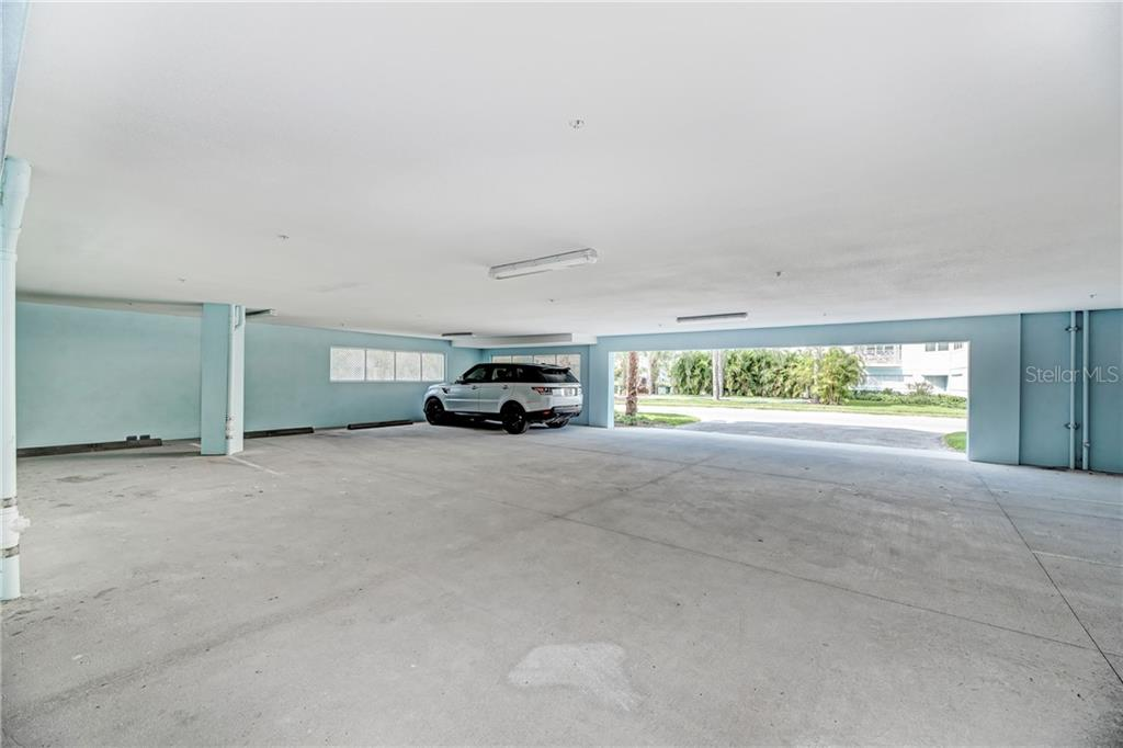 Under Building Parking Garage - (2) Reserve Parking Spaces Includes - Condo for sale at 3450 77th St W #303, Bradenton, FL 34209 - MLS Number is A4432369