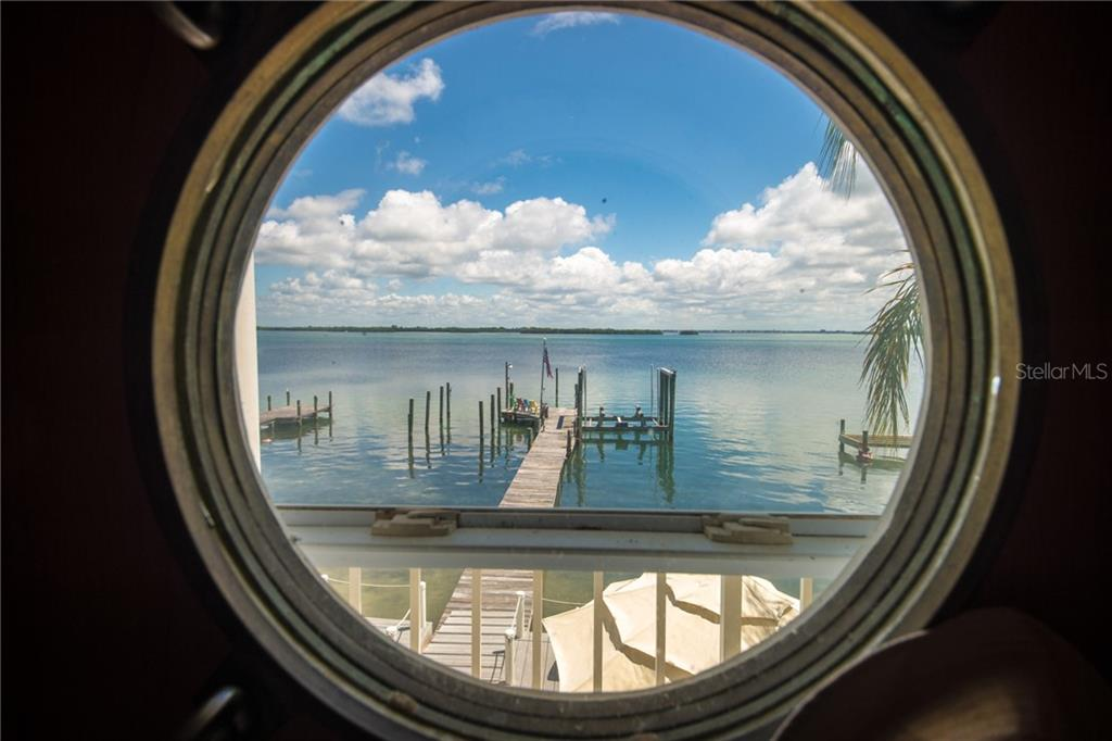 Porthole in Elevator - Single Family Home for sale at 2405 Avenue A, Bradenton Beach, FL 34217 - MLS Number is A4433128