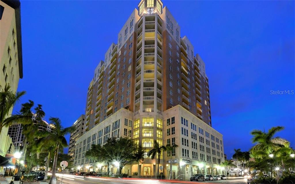 Welcome to 1350 Main - Condo for sale at 1350 Main St #1500, Sarasota, FL 34236 - MLS Number is A4433444