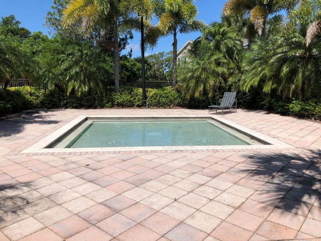 Village at Townpark small children's pool - Condo for sale at 8923 Manor Loop #106, Lakewood Ranch, FL 34202 - MLS Number is A4434002