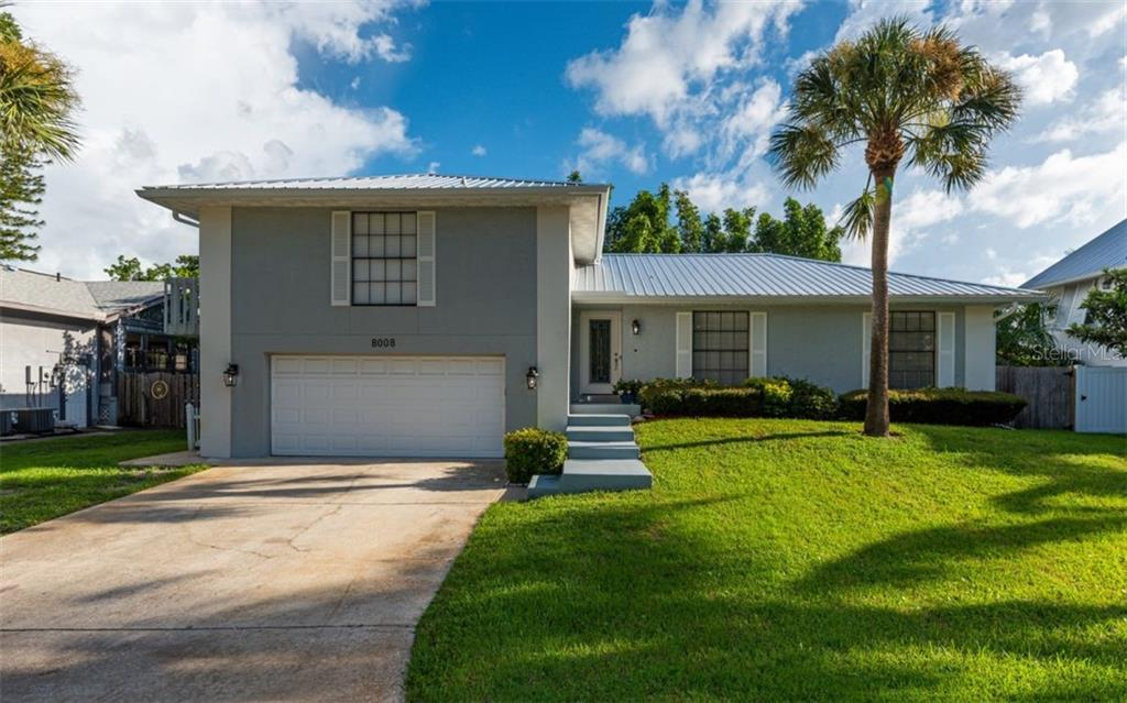 Seller disclosures - Single Family Home for sale at 8008 22nd Ave W, Bradenton, FL 34209 - MLS Number is A4438488
