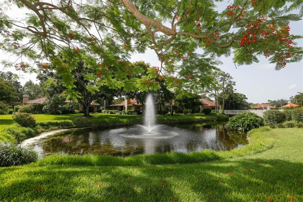 Carriage House 1 Lake and Fountain - Condo for sale at 1742 Landings Blvd #38, Sarasota, FL 34231 - MLS Number is A4439252