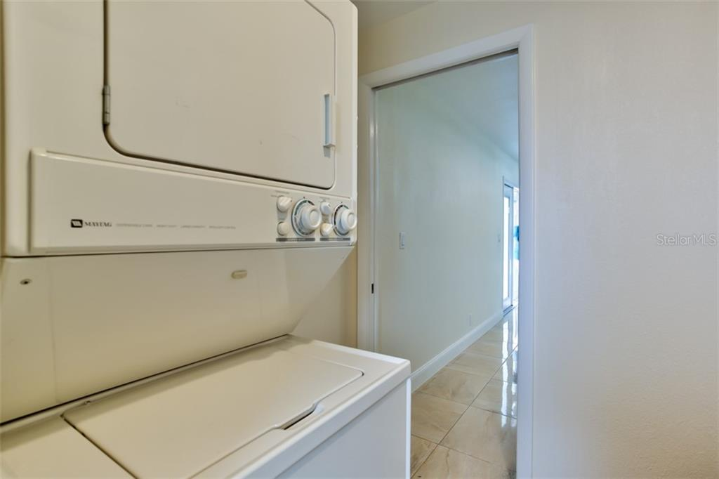 In Law Apt Laundry. - Single Family Home for sale at 2322 Cadillac St, Sarasota, FL 34231 - MLS Number is A4440841