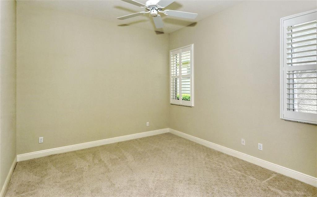3rd Bedroom - Single Family Home for sale at 1696 Lancashire Dr, Venice, FL 34293 - MLS Number is A4441325