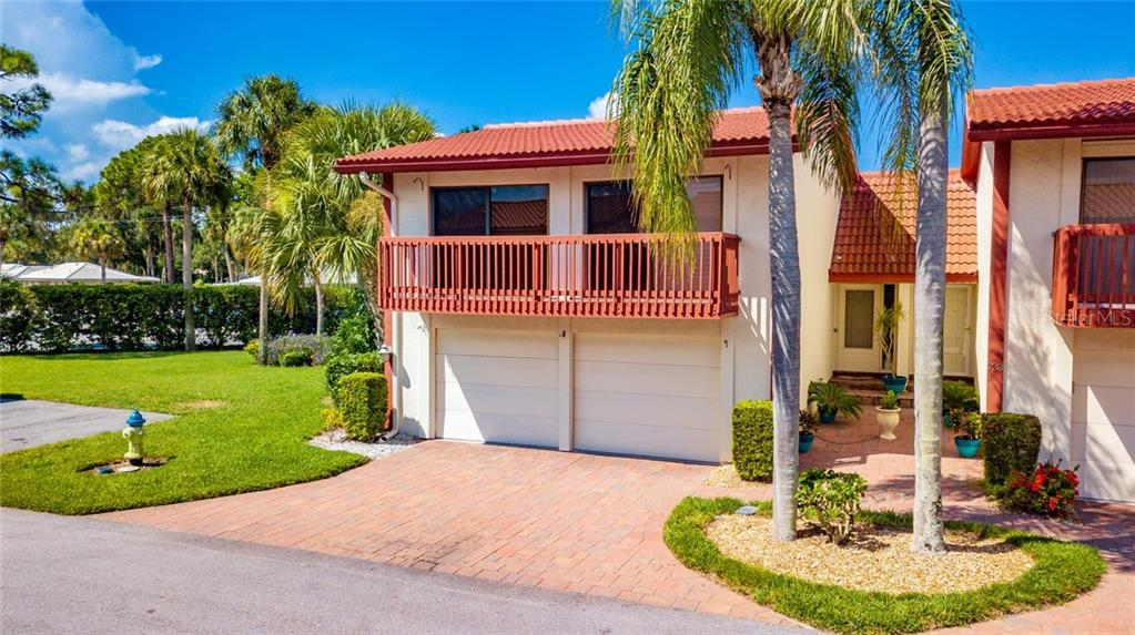Townhouse for sale at 734 Sorrento Inlt, Nokomis, FL 34275 - MLS Number is A4441958