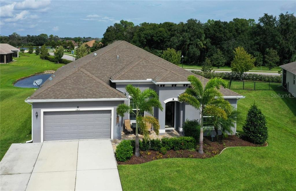 Front - Single Family Home for sale at 12813 Balsam Ter, Bradenton, FL 34212 - MLS Number is A4443590