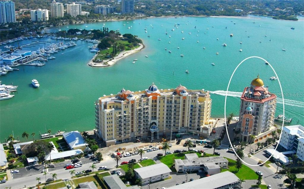 Condo for sale at 420 Golden Gate Pt #500a, Sarasota, FL 34236 - MLS Number is A4445482
