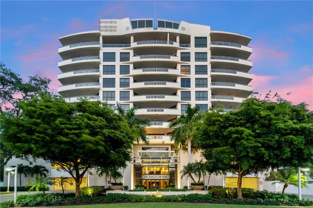 Unmatched elegance & unparalleled sophistication with glorious Sarasota Bay views. - Condo for sale at 401 S Palm Ave #402, Sarasota, FL 34236 - MLS Number is A4446224