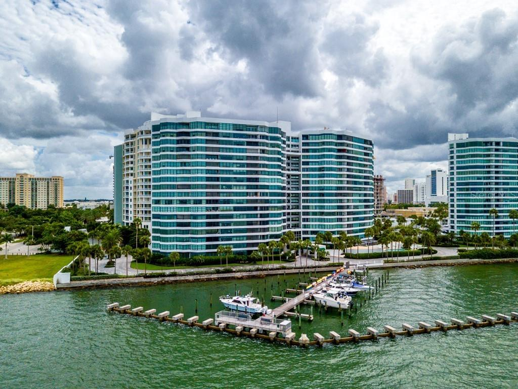 Condo Disclosure/Rider - Condo for sale at 988 Blvd Of The Arts #1814-15, Sarasota, FL 34236 - MLS Number is A4446225