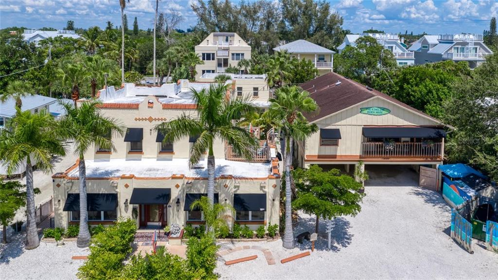 Ringling Beach House. - Single Family Home for sale at 523 Beach Rd, Sarasota, FL 34242 - MLS Number is A4446354