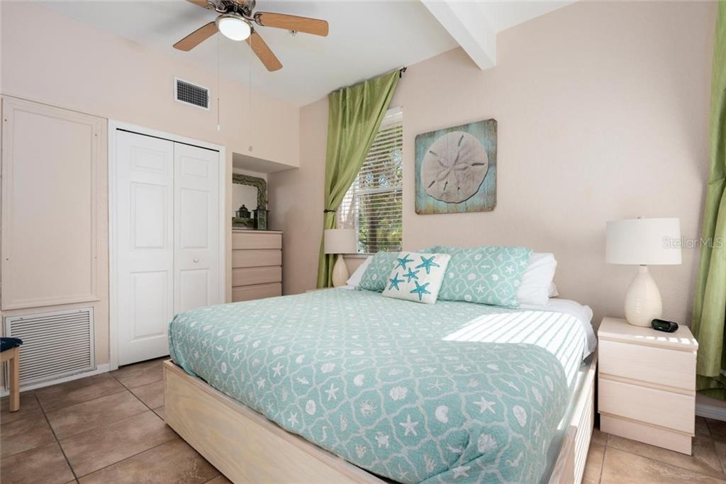 Ringmaster Bedroom. - Single Family Home for sale at 523 Beach Rd, Sarasota, FL 34242 - MLS Number is A4446354