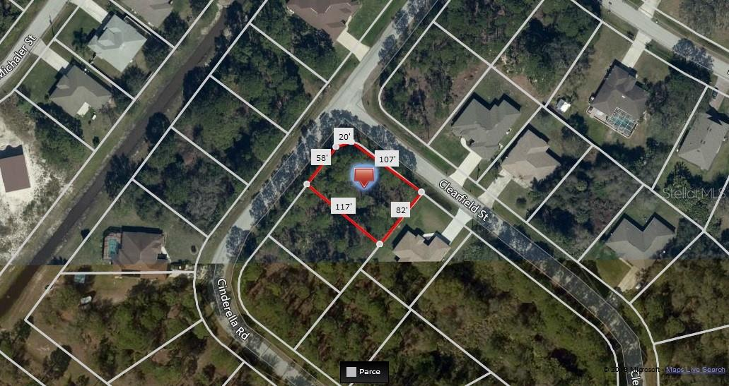 Vacant Land for sale at Clearfield St, North Port, FL 34286 - MLS Number is A4446706