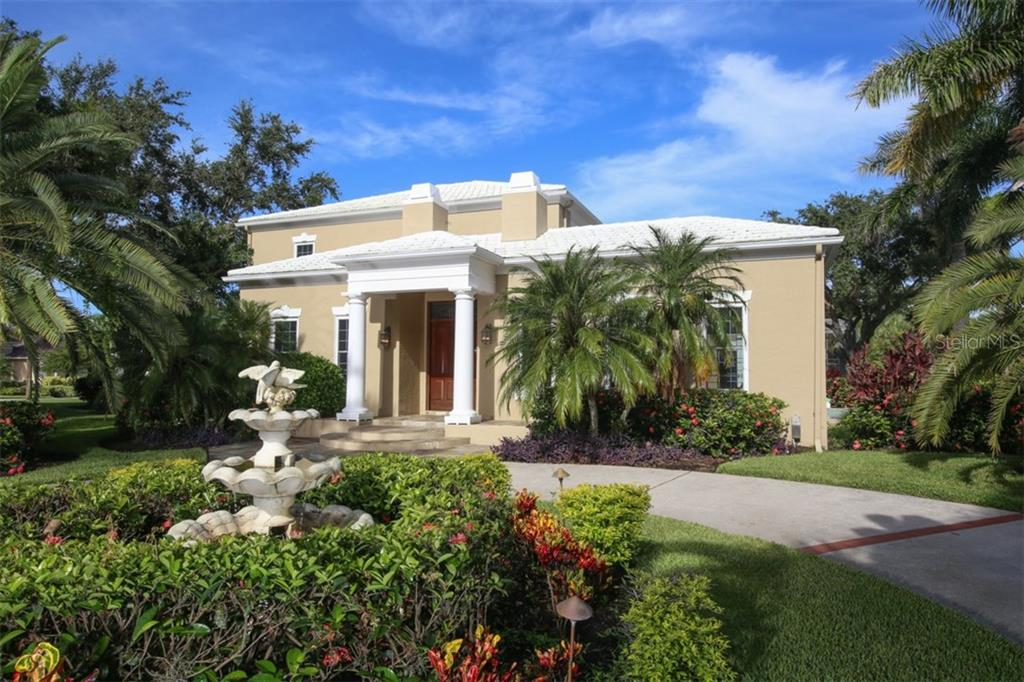 HOA Disclosure - Single Family Home for sale at 4369 Boca Pointe Dr, Sarasota, FL 34238 - MLS Number is A4447461