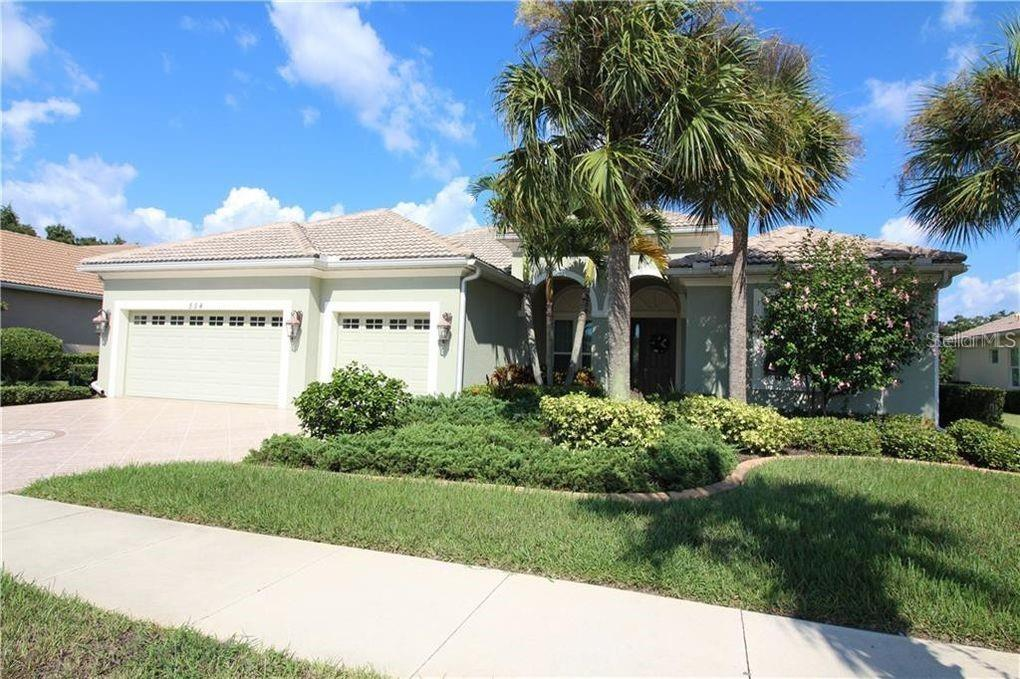 Single Family Home for sale at 554 Sawgrass Bridge Rd, Venice, FL 34292 - MLS Number is A4451975