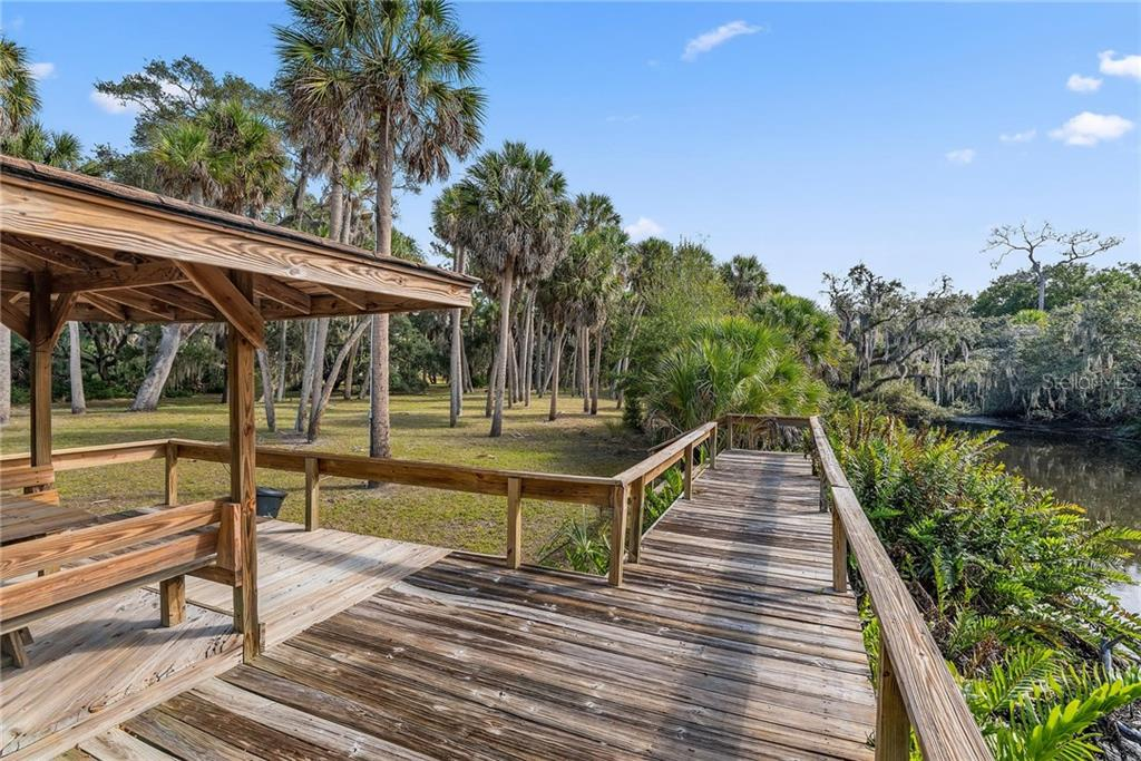 Amenities along Phillippi Creek - Condo for sale at 2731 Orchid Oaks Dr #301, Sarasota, FL 34239 - MLS Number is A4452031