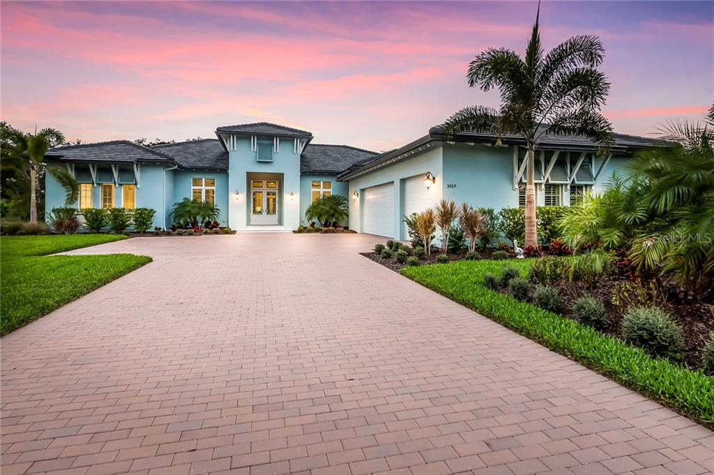 Single Family Home for sale at 3919 Founders Club Dr, Sarasota, FL 34240 - MLS Number is A4452034