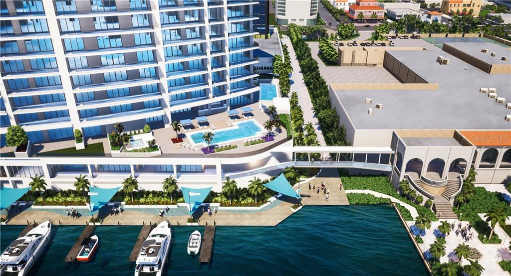 Condo for sale at 401 Quay Commons #502, Sarasota, FL 34236 - MLS Number is A4453560