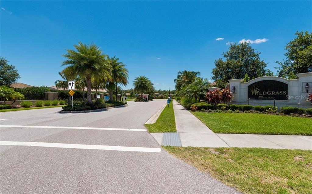 Wildgrass, easy access to all Sarasota has to offfer, yet a world of privacy away! - Single Family Home for sale at 8260 Larkspur Cir, Sarasota, FL 34241 - MLS Number is A4455087