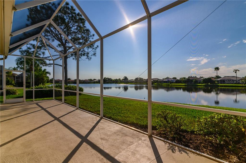 Lanai - Villa for sale at 4560 Samoset Dr, Sarasota, FL 34241 - MLS Number is A4455487