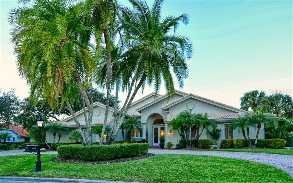 HOA Disclosure - Single Family Home for sale at 4177 Escondito Cir, Sarasota, FL 34238 - MLS Number is A4456531