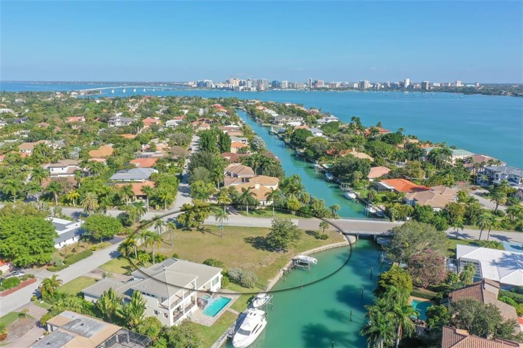 Minutes to Downtown! - Vacant Land for sale at 656 S Owl Dr, Sarasota, FL 34236 - MLS Number is A4457438