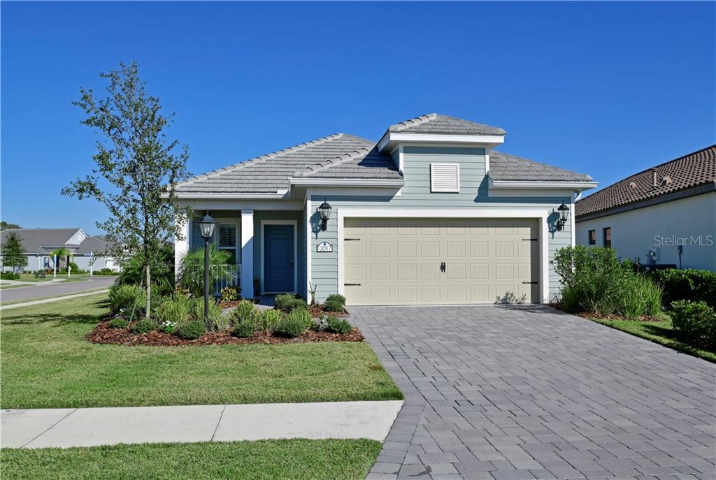 SELLERS PROPERTY DISCLOSURE - Single Family Home for sale at 13017 Deep Blue Pl, Bradenton, FL 34211 - MLS Number is A4457551