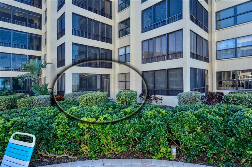 Condo for sale at 8776 Midnight Pass Rd #102c, Sarasota, FL 34242 - MLS Number is A4457655