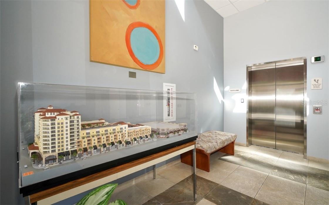 The model of One Hundred Central - Condo for sale at 100 Central Ave #A304, Sarasota, FL 34236 - MLS Number is A4458873