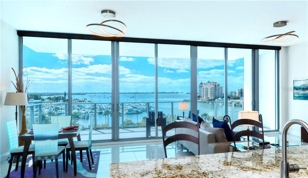 Condo Rider to Sales Contract - Condo for sale at 1155 N Gulfstream Ave #507, Sarasota, FL 34236 - MLS Number is A4458926