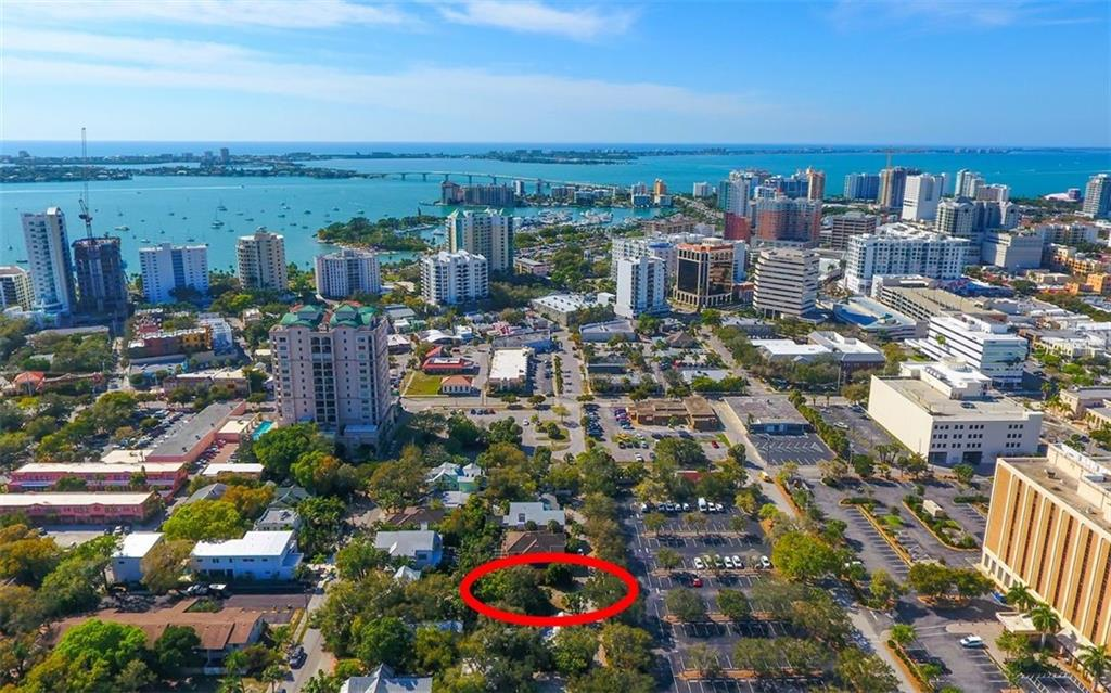 Unimproved land disc - Vacant Land for sale at 1664 Dolphin St, Sarasota, FL 34236 - MLS Number is A4459648