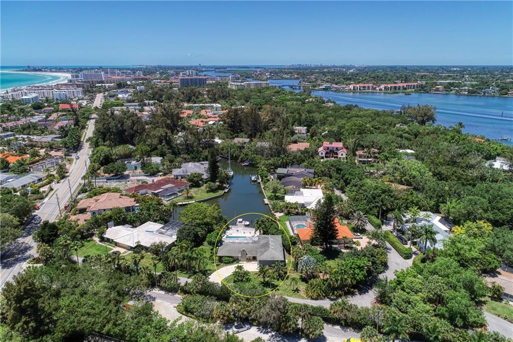 Seller's Property Disclosure - Single Family Home for sale at 1225 Whitehall Pl, Sarasota, FL 34242 - MLS Number is A4460386